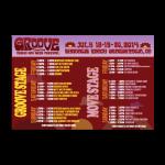 Groove Schedule Front