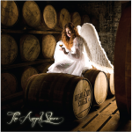 Highland Reign- The Angel's Share Album Design