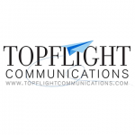 Topflight Communication Visual Identity