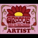 Groove Festival Badge